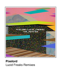 ebc004rmx - Lucid Freaks pt. 2 - The Remixes