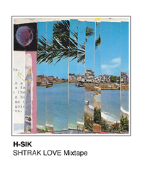 ebcmx010 - SHTRAK LOVE Mixtape